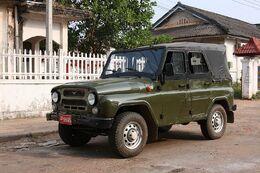 UAZ-469 Real