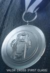 Valor Cross First Class Medal