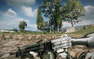 BF3 M249 Left Side