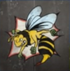 BFV Stingin Bee Nose Paint