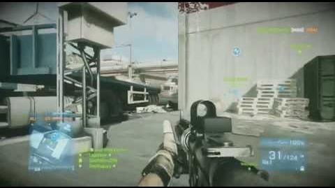 Battlefield 3 - M16A4 Assault Rifle - Medic