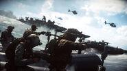 Carrier assault