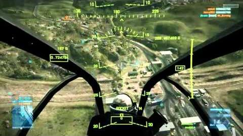 Battlefield 3 Beta AH-1Z & MI-28 footage