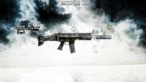Battlefield Bad Company 2 - SCAR-L Carbine Sound