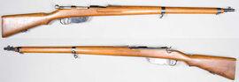 Gewehr 95 IRL