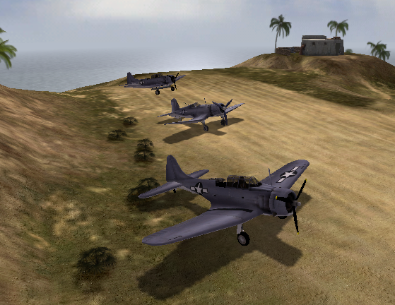 File:BF1942 WAKE ISLAND AIRFIELD AMERICAN PLANES.PNG