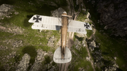 BF1 Albatros D.III Bottom