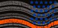 BFHL Abstract Flag Camo