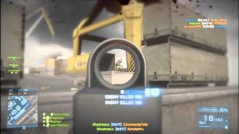 Battlefield 3 M417 Wiki Video