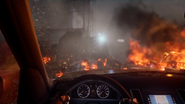 Battlefield 4 SUV Driver's Seat