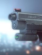 BF4 GLaser Pistol