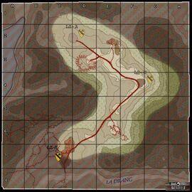 Landing Zone Albany Map