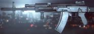 AK-12 Stubby Grip Menu BF4