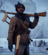 Red Army Medic BF1