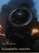 BF1 Kodexeintrag Flammen-Mann