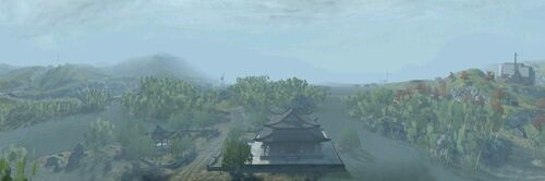 BF2 Songhua Stalemate Panorama