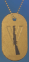 BFV Lanchester Sharpshooter Dog Tag