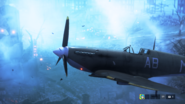 Battlefield V Open Beta Spitfire MK VB