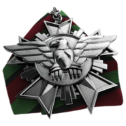 Commander Gunship Medal BF4