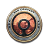 Bronze Emplacement Patch