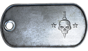 Team Deathmatch Close Quarters Winner Dog Tag