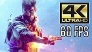 "ᴴᴰ Battlefield V PC - ""My Country Calling"" 【4K 60FPS】 【NO HUD】【MAX SETTINGS】"
