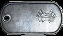 BF3 Tank Superiority Dog Tag 1