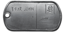 BF4 Dear John Dog Tag
