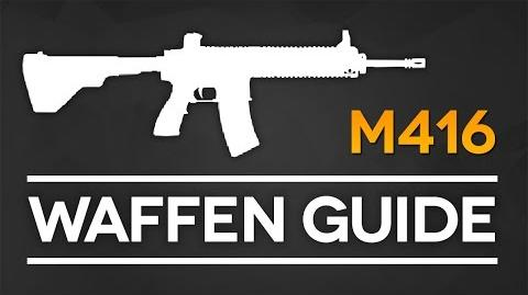 Battlefield Hardline M416 Waffen Guide (BFH Gameplay BFH Guide)-0