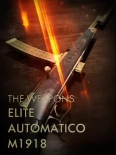 Elite Automatico M1918 Codex Entry