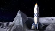 Lunar Landing Royal Rocket
