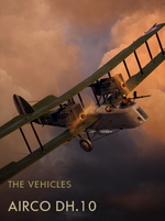 Airco DH.10 (Codex Entry)