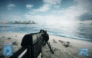 BF3 AEK-971 Right Side