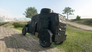 BF1 EV4 Armored Car Back