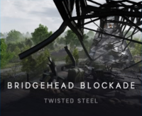 BFV Bridgehead Blockade