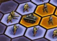 War Room Tank