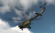 BFV Mi-8 ATTACK REAR