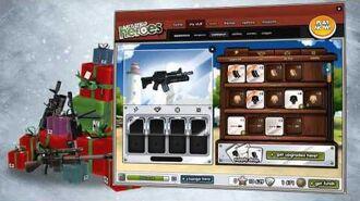 Battlefield Heroes - Christmas 2012