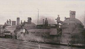 Tren Armado BF1