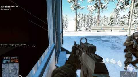 BF4 Audio Obstruction System