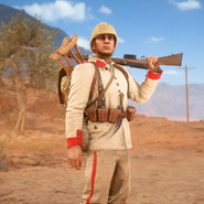 Battlefield 1 Ottoman Empire Medic