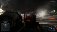 Battlefield 4 Canted Iron Sights Screenshot 2