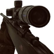 GOL Magnum Rifle Scope First Person BF4