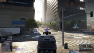Hardened Attack Truck 3rd Person Battlefeild Hardline