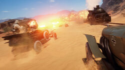 BF1 Hot Rods Official