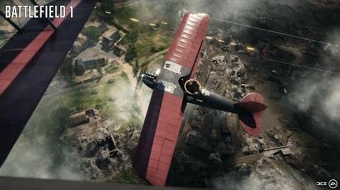 Battlefield 1 Gameplay Series Vehicles