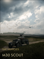 M30 Scout Codex Entry