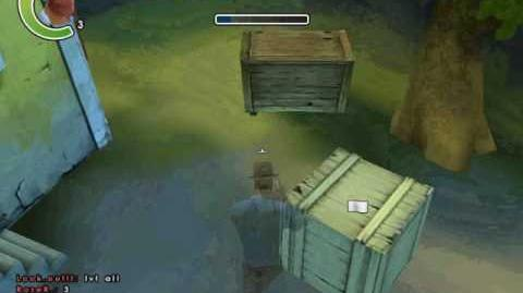 """Battlefield Heroes - New Gamemode """"Crate Capture"""""""