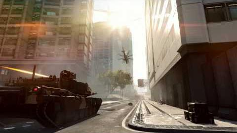 "Only in Battlefield 4: ""Ride Off Into the Sunset"" Trailer"
