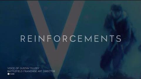 Reinforcements - Battlefield V Tutorial